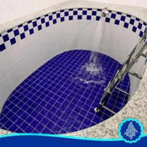 piscina quarto hotel termas gravatal