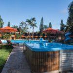 piscina hotel internacional gravatal sc