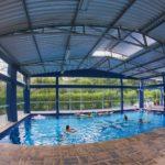 piscina coberta hotel Internacional Gravatal